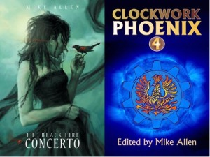 Two Mike Allen titles